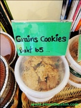 grains cookies